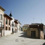 Hermedes de Cerrato Ayuntamiento plaza