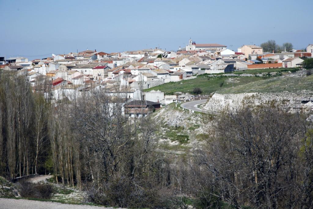 Hermedes de Cerrato Vista general